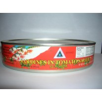 Battleship Canned Sardines in Tomato Sauce