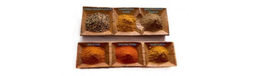 Spices / Curries